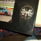 RICHARD PETTY RACE CLOCK. EMBLEM