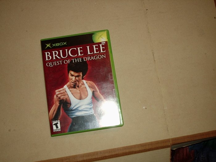 BRUCE LEE .QUEST OF THE DRAGON.