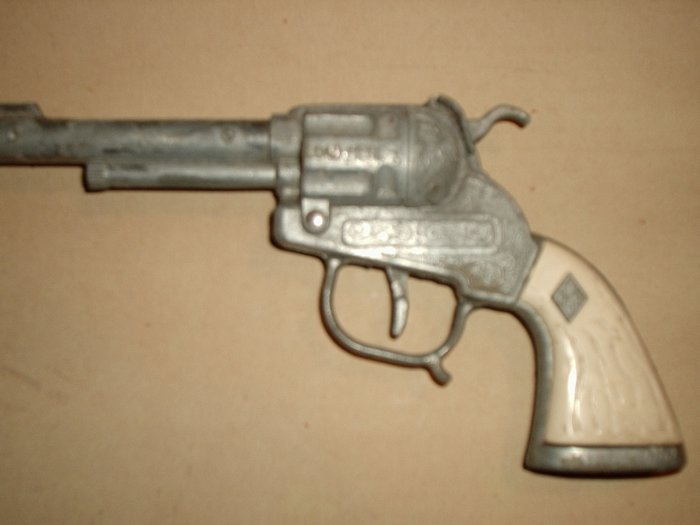 OLD HUBLEY TOY CAP GUN