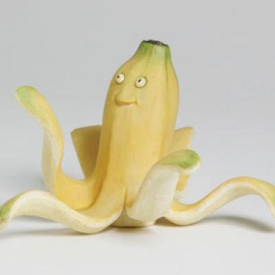 HomeGrown Banana Octopus - 4004841