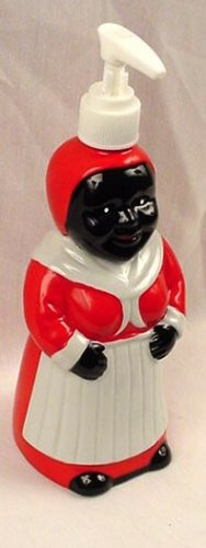 Aunt Jemima Lotion Bottle / Soap Dispenser - 7185