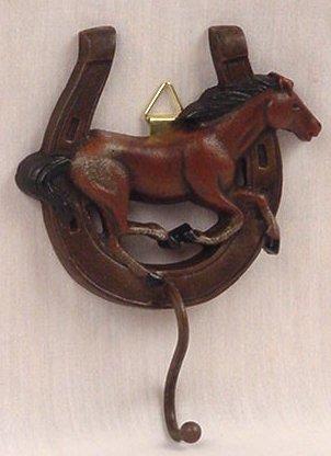 Horse and Horseshoe Hook SET/2 - 01644
