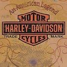 Harley Davidson Nostalgic Estate Flag - 645578 - 21