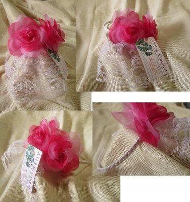 Gorgeous HANDMADE hard headbands- Closeout Sale Prices!