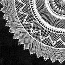 Armenian Lace Doily Crochet Pattern C 1015