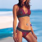 free shipping print flower Sexy Women Swimsuit Lady Bikini Bathing Suit Swimwear