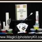 *Magic Fabric Fix Kit : Repair  Cloth, Velour, Fabric, Carpet and More!