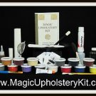 Magic Fabric Fix Mega Kit : Fix all your Home-Office-Auto-Boat Fabrics Easy!