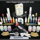 Magic Upholstery Pro-Kit : Repair All Your Upholstered Furnishings !