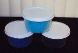 Magic Fibers (Lt. Blue, Dk. Blue, Blue) Set Of 3: