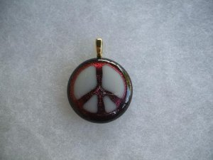 Give Peace a Chance Pendant