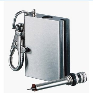 Stainless Steel Waterproof Match, camping lighter anywhere matches