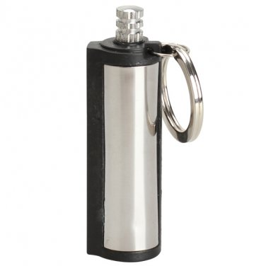 Stainless Steel Waterproof Match, cylinder camping lighter matches