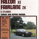 Falcon and Fairlane Service & Repair Manual -Hardcover
