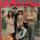 TV TRIVIA - Thirty Years of Television - Used Softcover