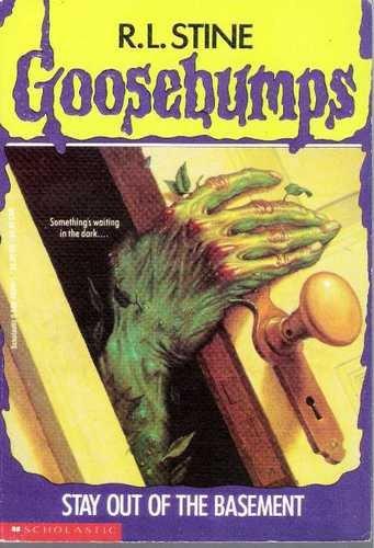 Goosebumps Novel #2 - Apple Fiction - As New
