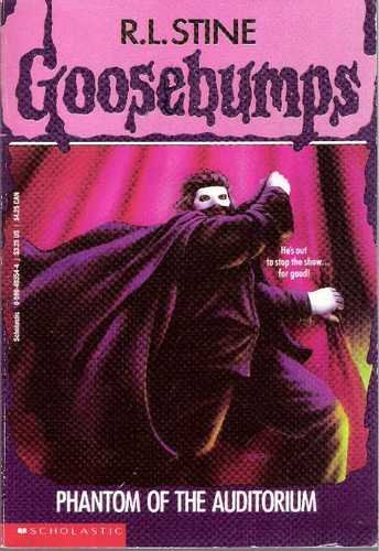 Goosebumps Novel #24 - Apple Fiction - As New