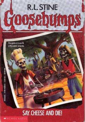 Goosebumps Novel #4 - Apple Fiction - As New