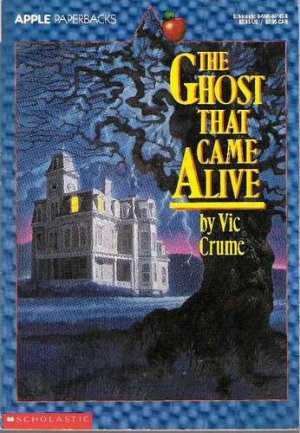 The Ghost That Came Alive - Apple Fiction - As New