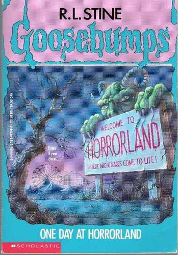 Goosebumps Novel #16 - Apple Fiction - As New