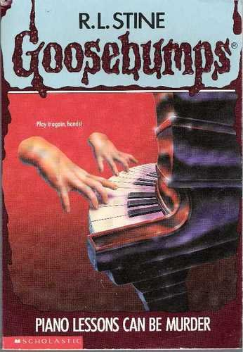 Goosebumps Novel #13 - Apple Fiction - As New