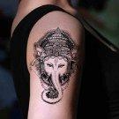 Ganesha sexy Waterproof Removable Temporary Tattoo Body Arm Art Sticker