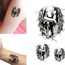 Sleeping Angel Wings Temporary Tattoo Body Arm Art Sticker