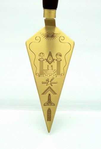 Master Mason Freemason Masonic Trowel