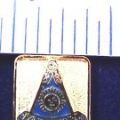 Blue Lodge Past Master Flat Masonic Freemason