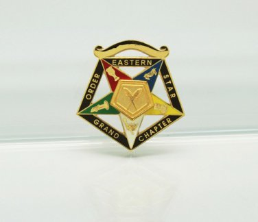 OES Order Eastern Star Grand Secretary Jewel