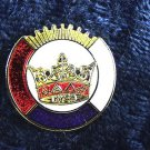 York Rite KYGCH Chapter Council KT Masonic Lapel Pin