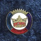 York Rite KYGCH Blue Lodge Chapter Council Lapel Pin