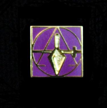 York RiteCouncil MemberMasonic Freemason Lapel Pin