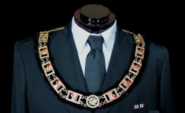 Knights Templar York Rite Sir Knight Collar