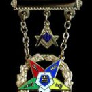 OES Order Eastern Star Past Worthy Patron Masonic Jewel
