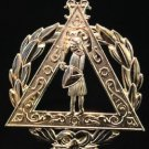 York Rite Royal Arch Grand Captain Of Host Officers Collar Jewel