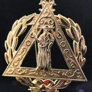York Rite Royal Arch Grand Principal Sojourner Officers Collar Jewel