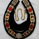 York Rite Grand Officers Collar Freemason Masonic