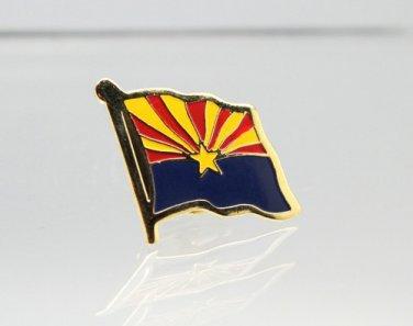 Arizona AZ State Flag Lapel Pin