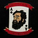 Saddam Hussein We Got Him Patriotic Lapel Pin