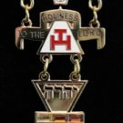 York Rite Past High Priest Masonic Jewel NEW Design!