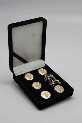 Shriners Masonic Stud Suit & Tux Set