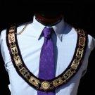 York Rite Council Deluxe Collar