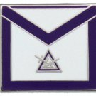 York Rite Cryptic Council Apron Freemason Masonic Lapel Pin