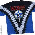 Rush Starman XXL Shirt