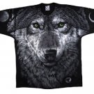 Arctic Wolf In Snow XXL Shirt