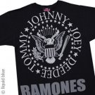 The Ramones Hey Ho Let's Go Large Shirt