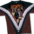 AC/DC Highway To Hell VDye XL ShirtOUT OF PRODUCTION!