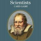 Scientists Poker Deck Game Marie Curie,etc