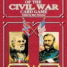 Famous Generals of the Civil War Poker Deck Game